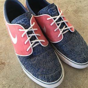 Stefan Janoski Nike Zoom iD skateboarding shoe